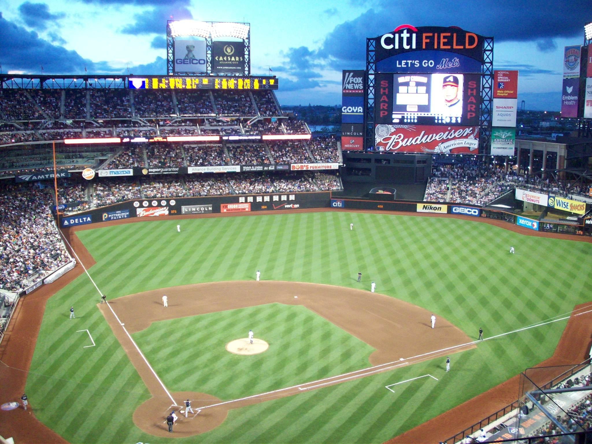 Madison Square Garden: New York City, NY (Citi Field And Heartland Brewery