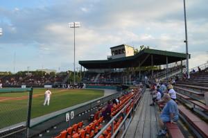 Municipal Stadium - Hagerstown Suns